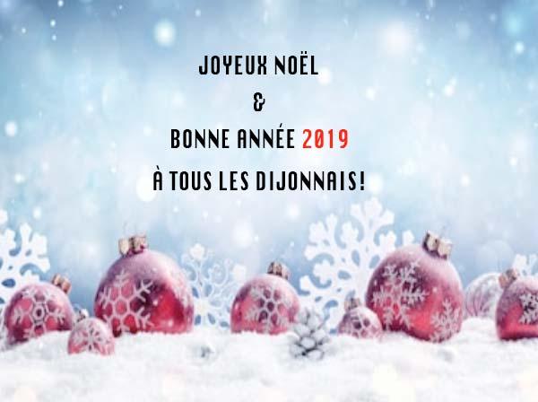 Joyeuses Fêtes Dijon